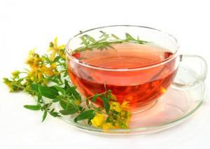Sehr guter heilender Tee